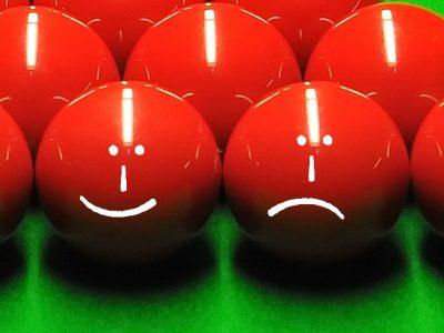 Saisonende mit einem lachenden und einem weinenden Auge