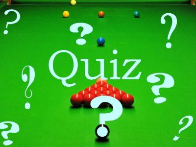 Coronapause-Snooker-Quiz